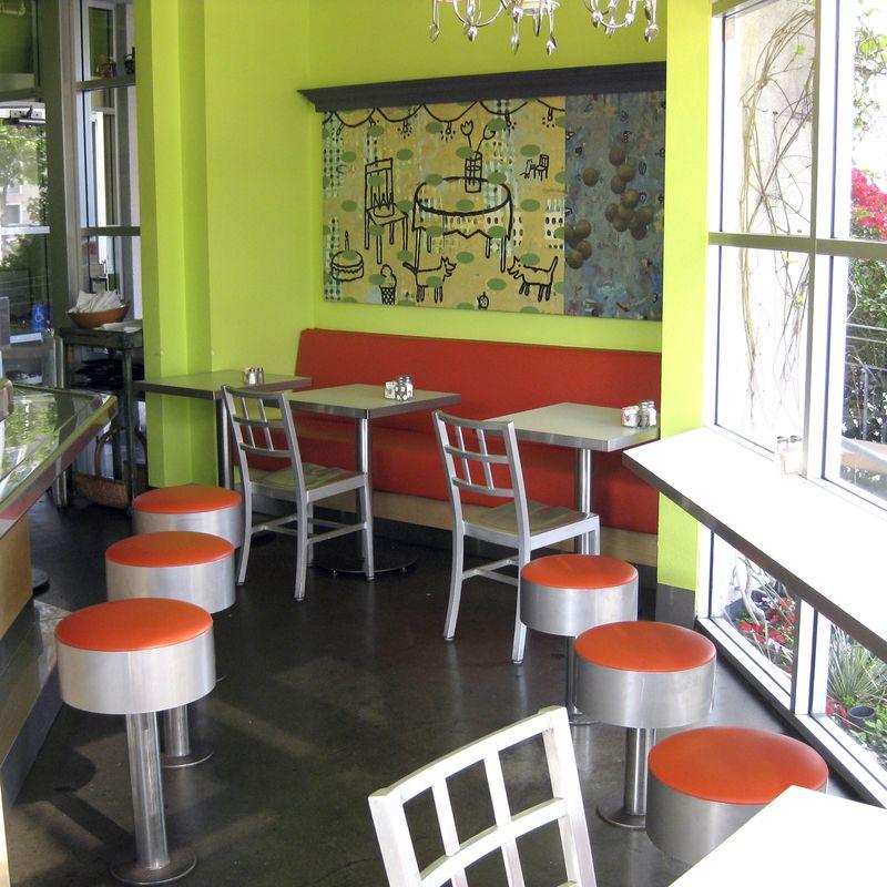 Cafe interior 09